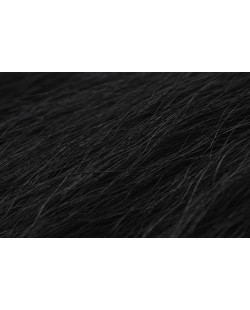 BUCKTAIL BLACK